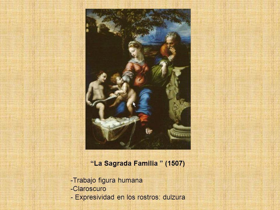 La Sagrada Familia (1507)