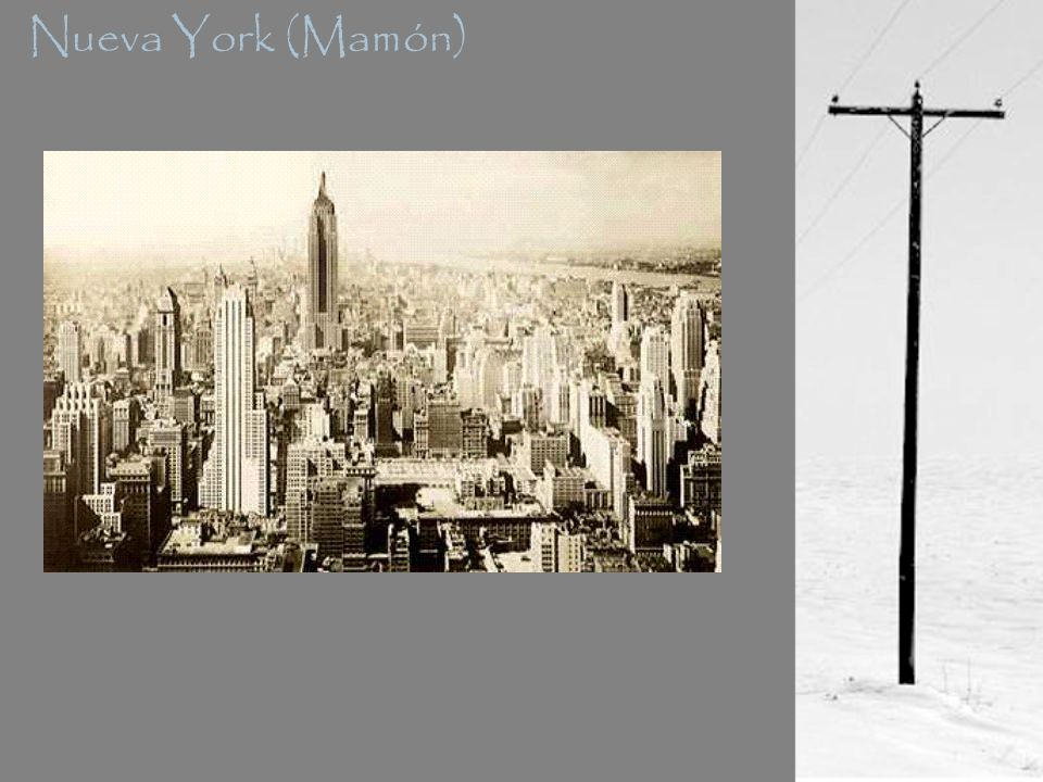 Nueva York (Mamón)