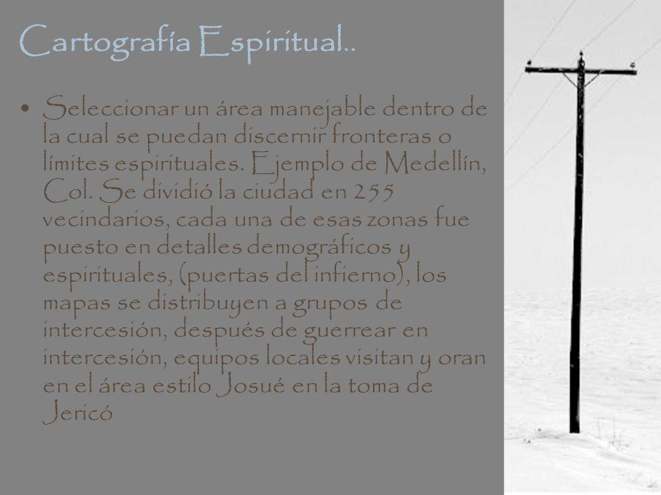 Cartografía Espiritual..