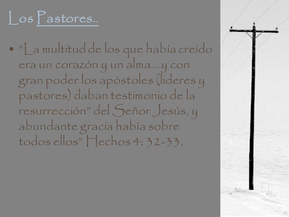 Los Pastores..