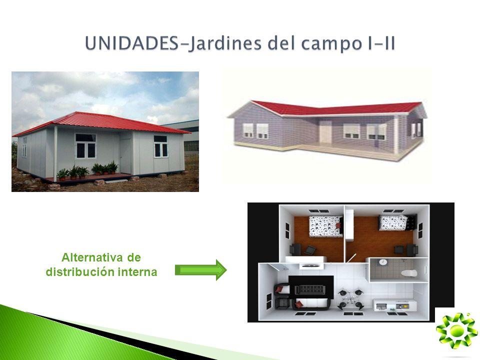 UNIDADES-Jardines del campo I-II
