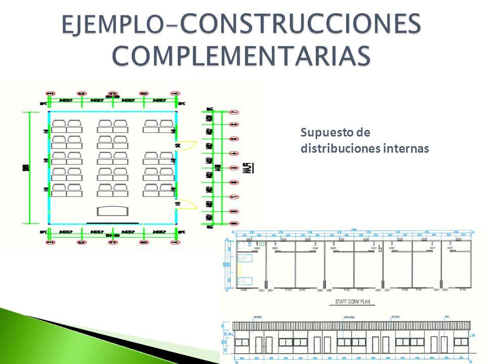 EJEMPLO-CONSTRUCCIONES COMPLEMENTARIAS