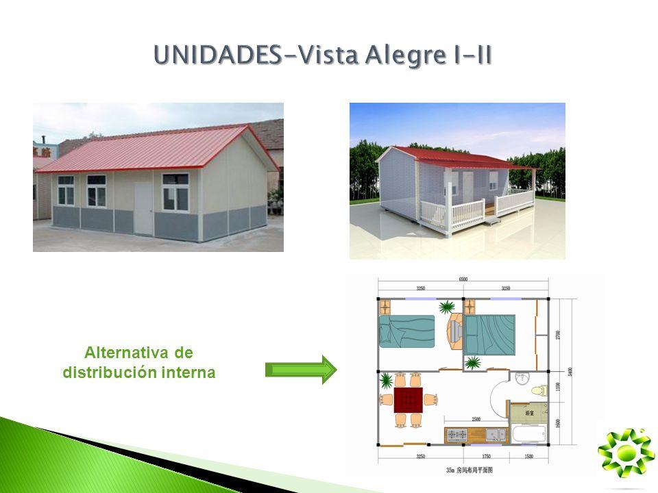 UNIDADES-Vista Alegre I-II