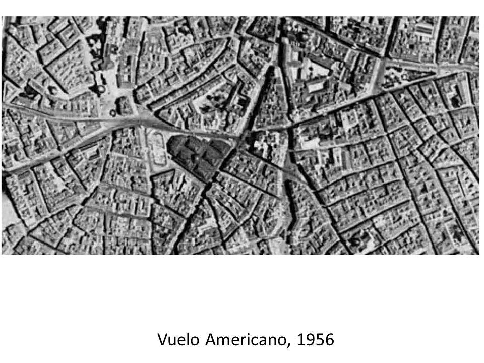 Vuelo Americano, 1956