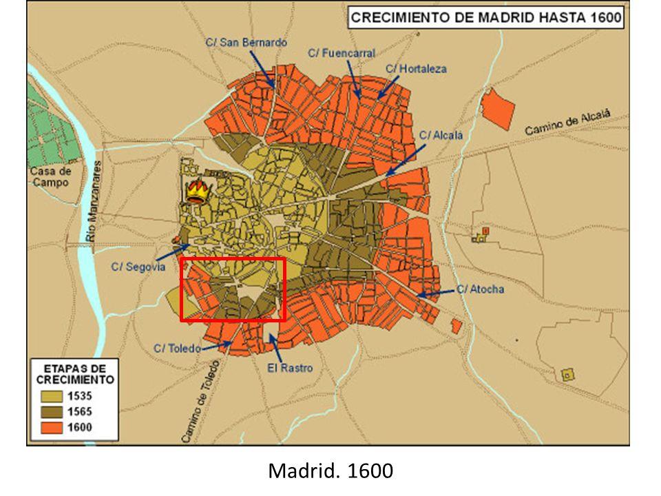 Madrid. 1600