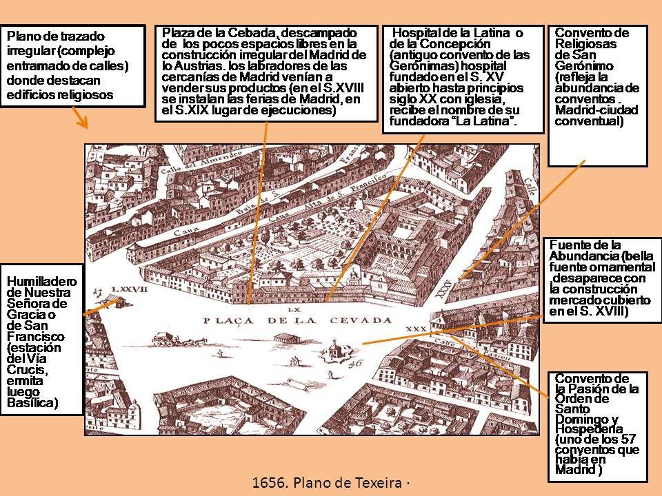 1656. Plano de Texeira ·