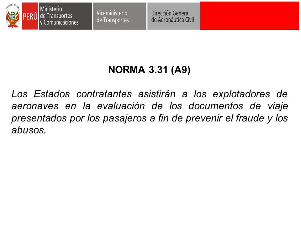 NORMA 3.31 (A9)