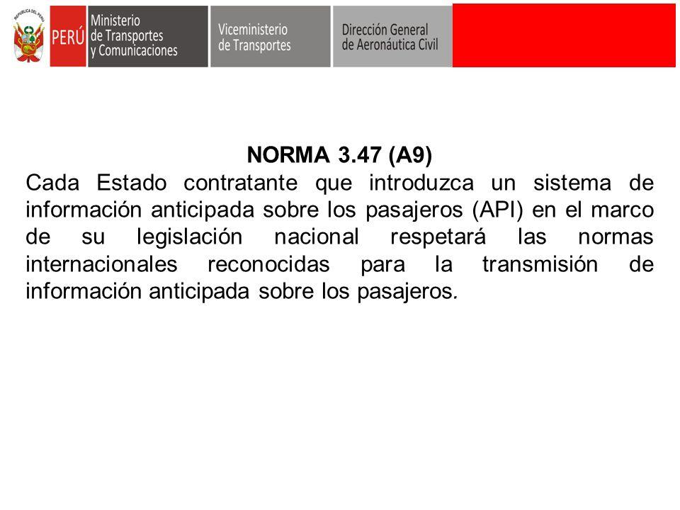 NORMA 3.47 (A9)
