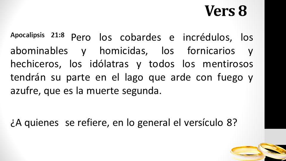 Vers 8