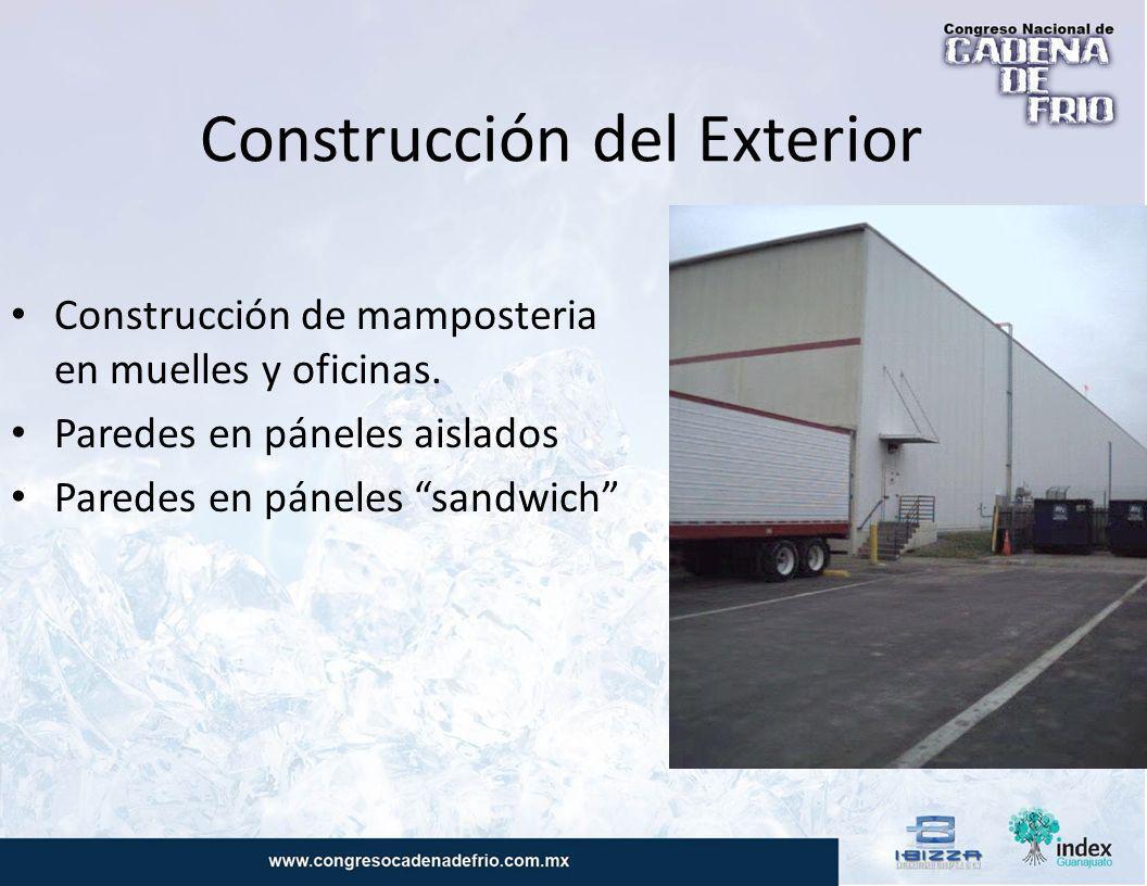 Construcción del Exterior