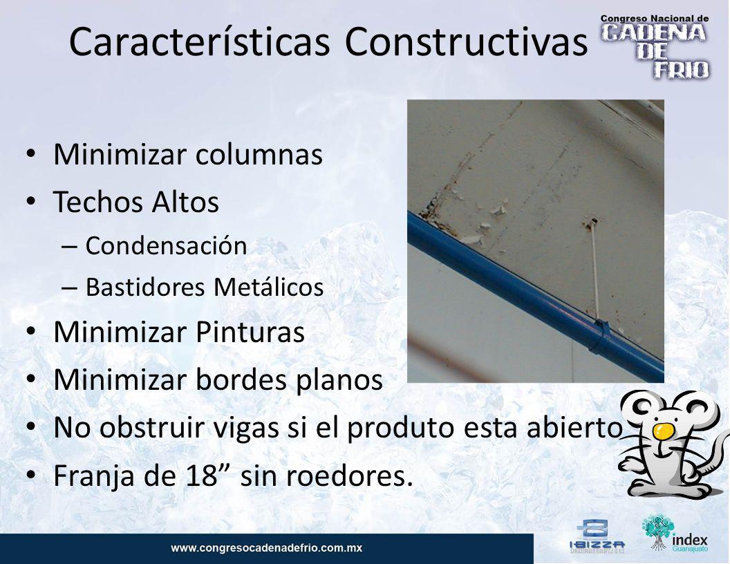 Características Constructivas
