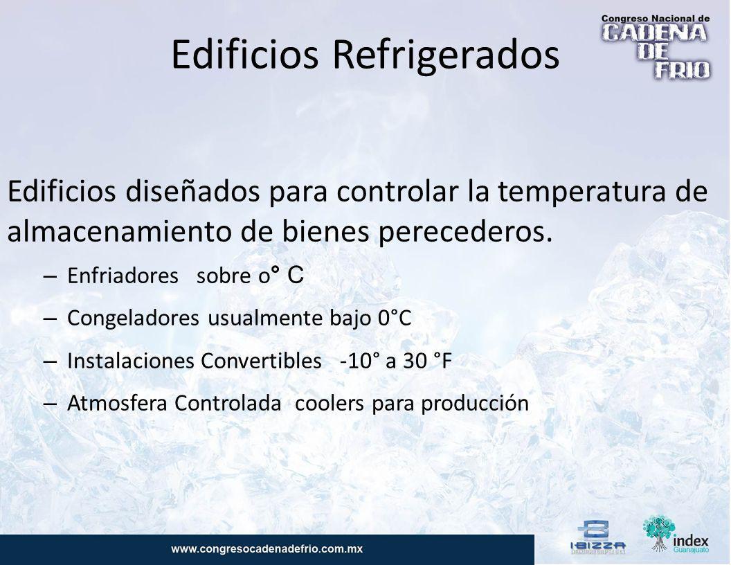 Edificios Refrigerados