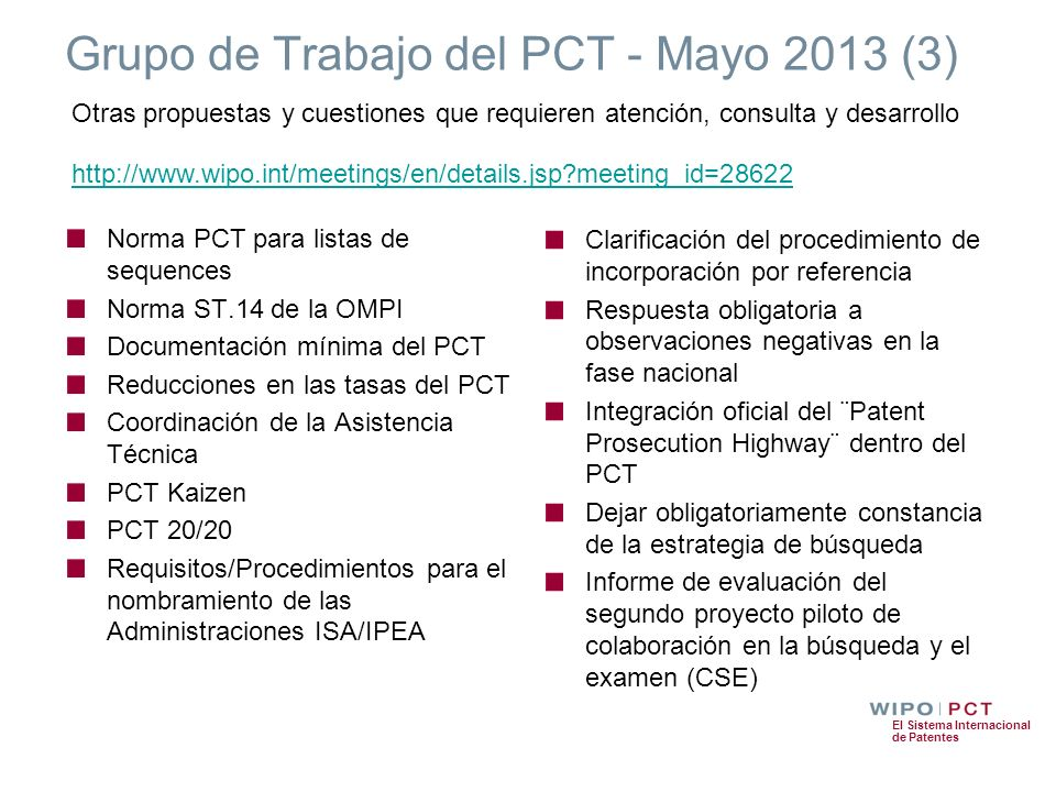 Grupo de Trabajo del PCT - Mayo 2013 (3)