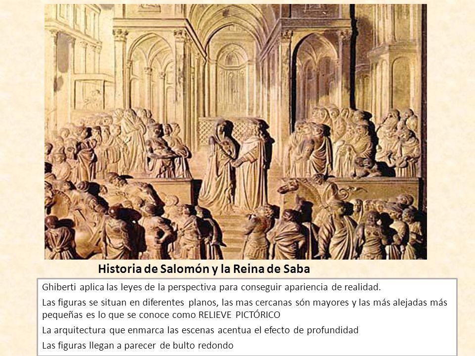 Historia de Salomón y la Reina de Saba