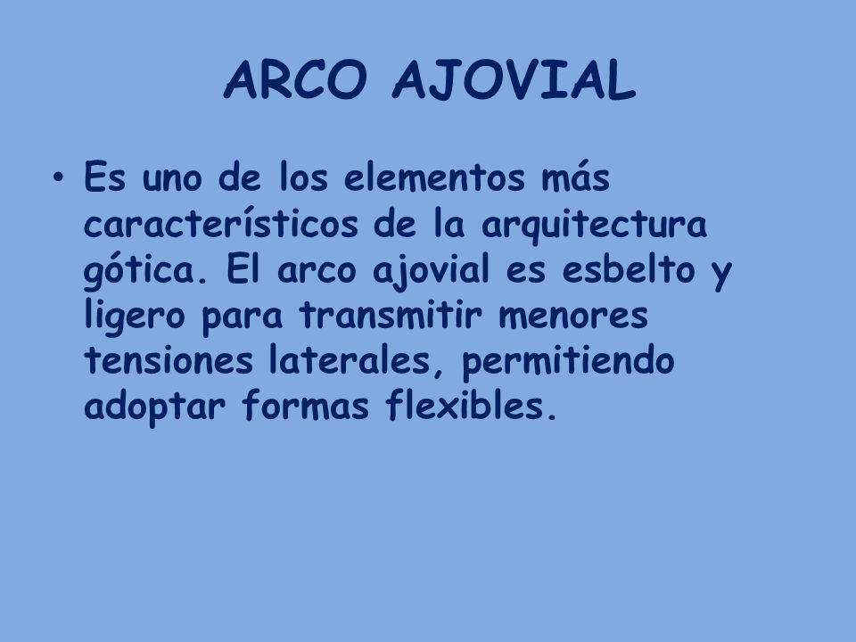 ARCO AJOVIAL