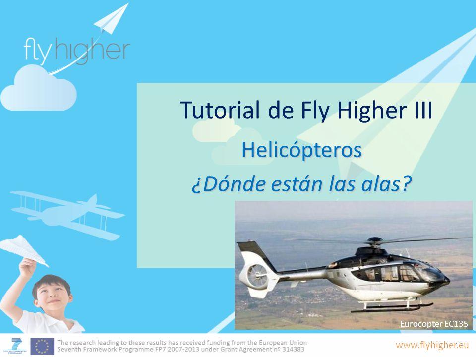 Tutorial de Fly Higher III