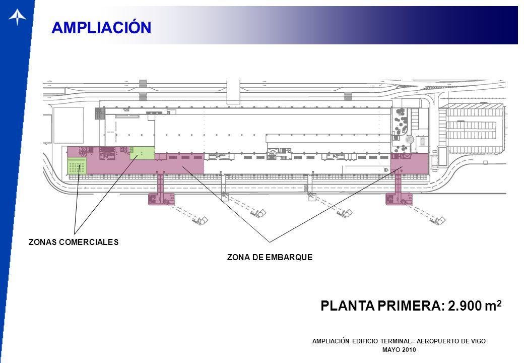 AMPLIACIÓN EDIFICIO TERMINAL.- AEROPUERTO DE VIGO