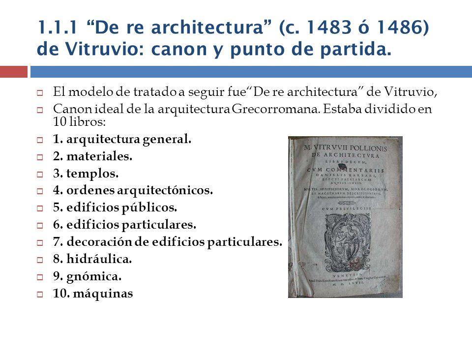 1. 1. 1 De re architectura (c