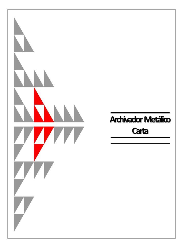 Archivador Metálico Carta
