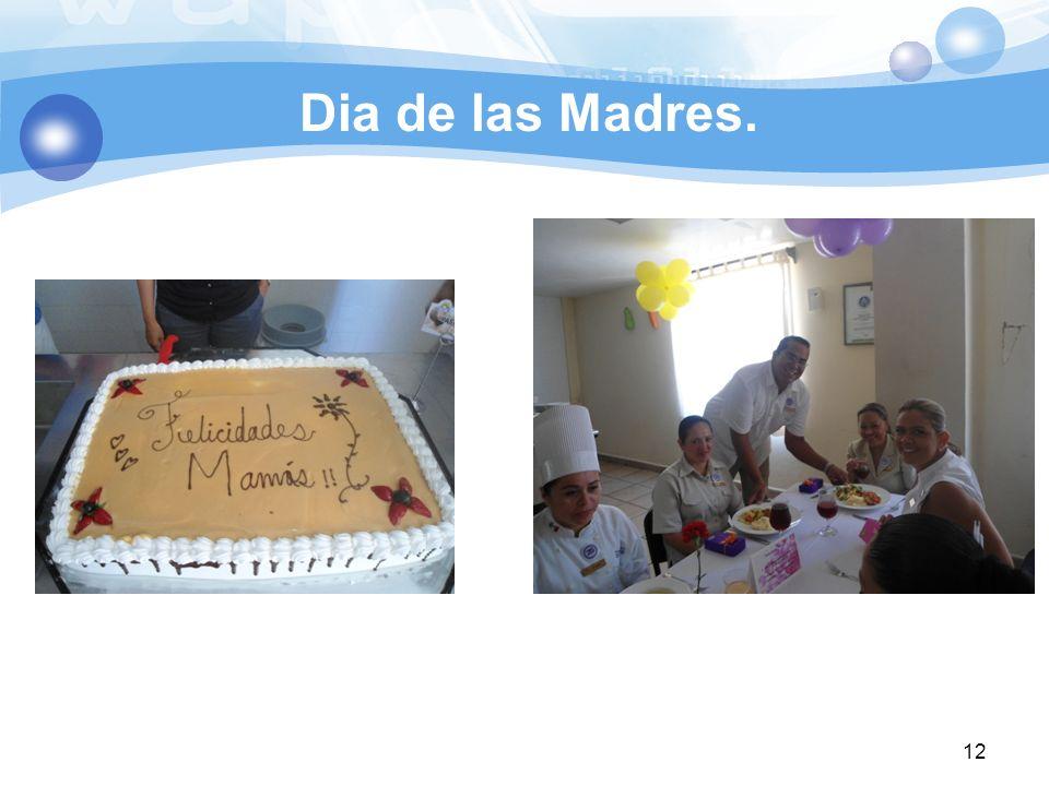 Dia de las Madres.