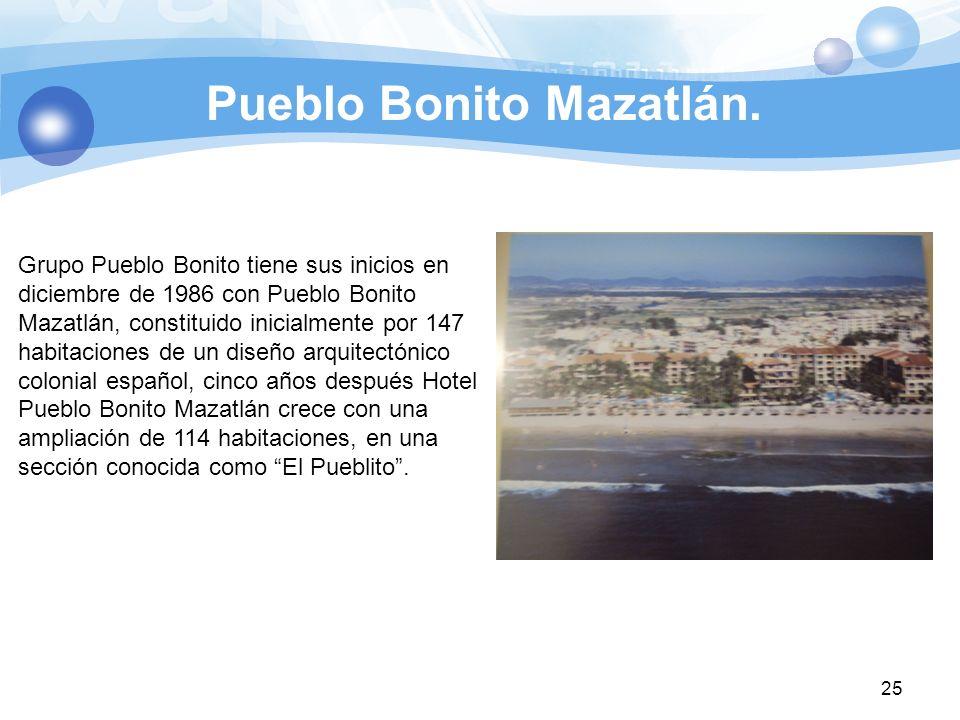 Pueblo Bonito Mazatlán.