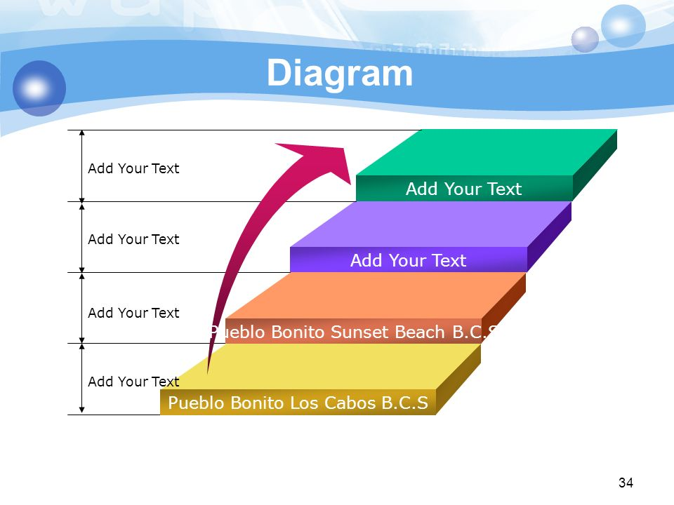 Diagram Add Your Text Pueblo Bonito Sunset Beach B.C.S