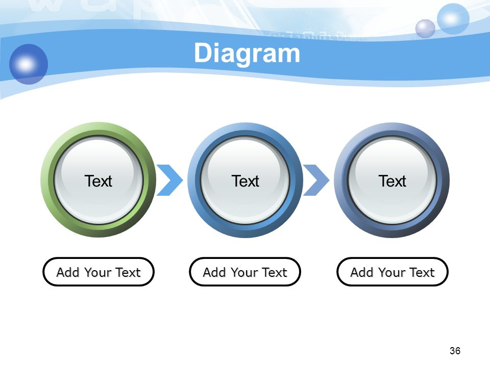 Diagram Text Text Text Add Your Text Add Your Text Add Your Text