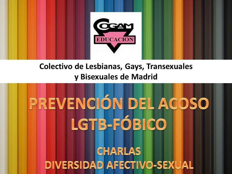 Colectivo de Lesbianas, Gays, Transexuales DIVERSIDAD AFECTIVO-SEXUAL