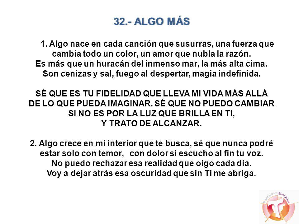 32.- ALGO MÁS 1.