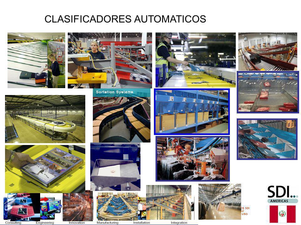 CLASIFICADORES AUTOMATICOS