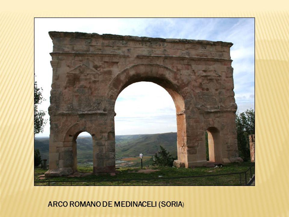 ARCO ROMANO DE MEDINACELI (SORIA)