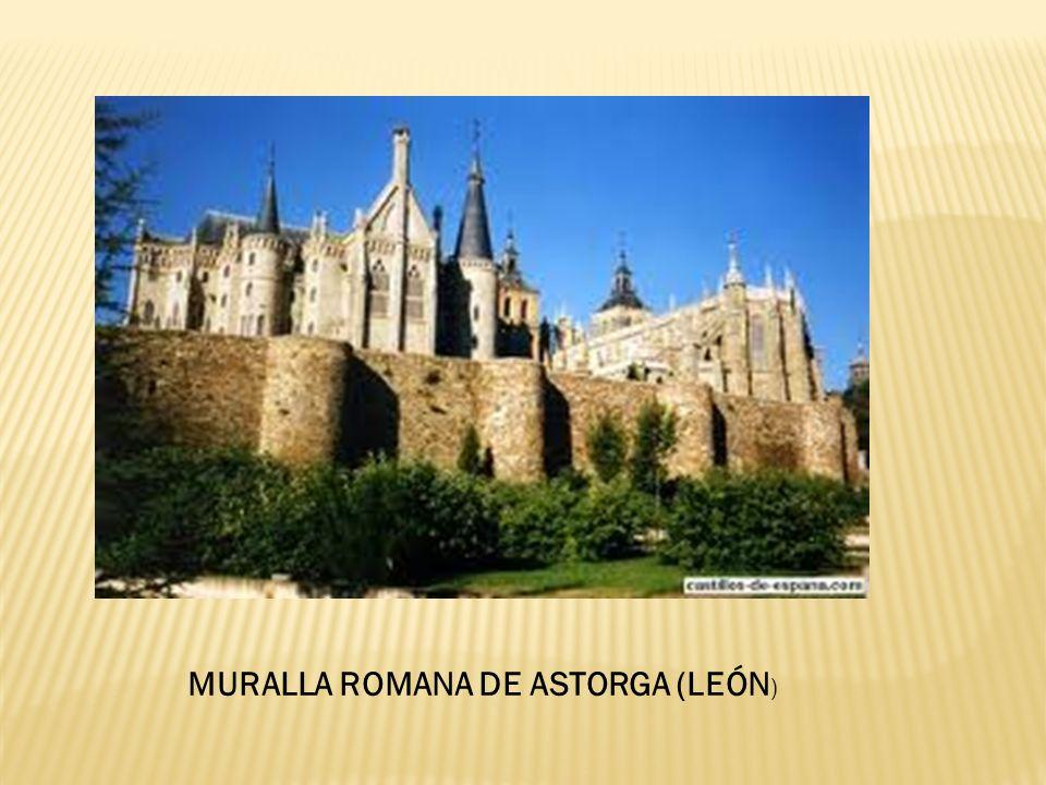 MURALLA ROMANA DE ASTORGA (LEÓN)
