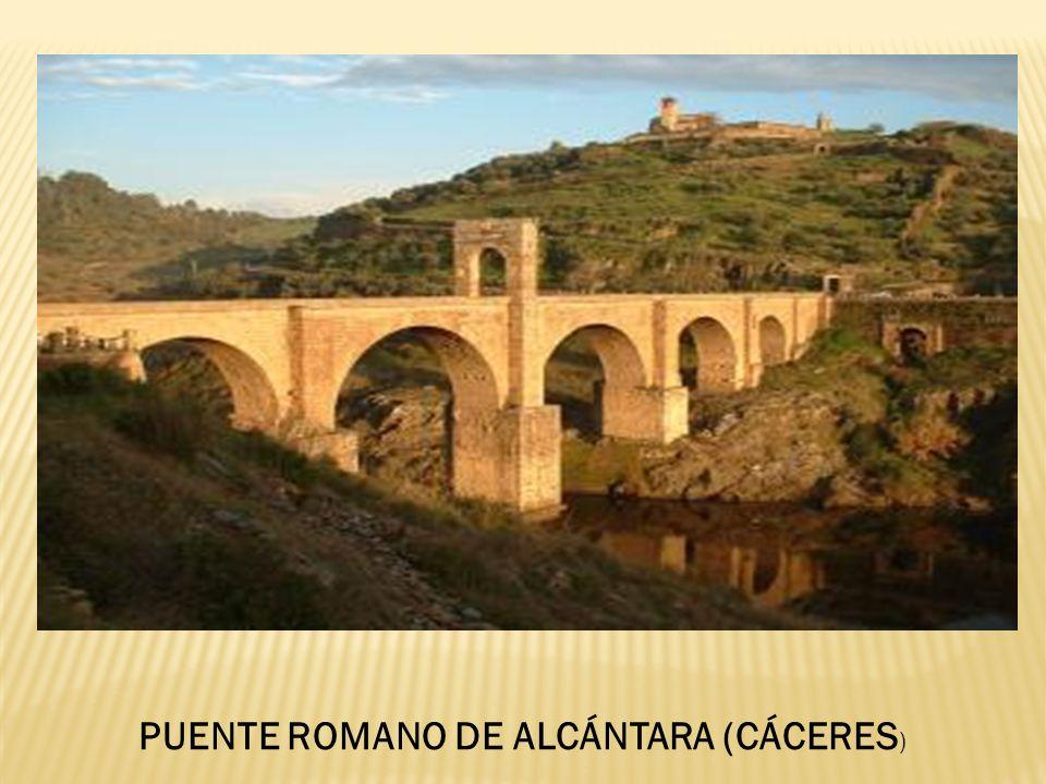 PUENTE ROMANO DE ALCÁNTARA (CÁCERES)