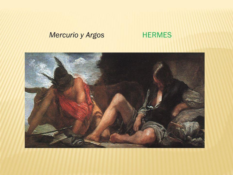 Mercurio y Argos HERMES