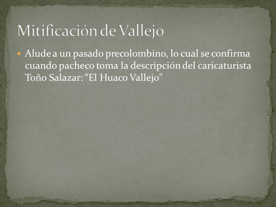 Mitificación de Vallejo