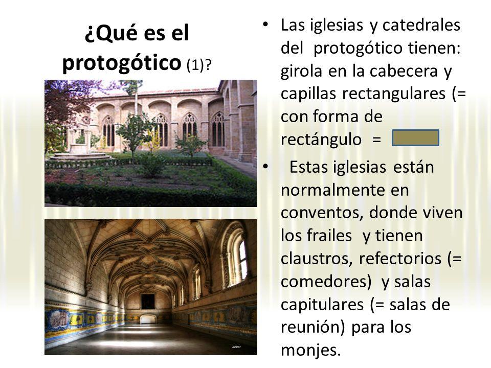 ¿Qué es el protogótico (1)