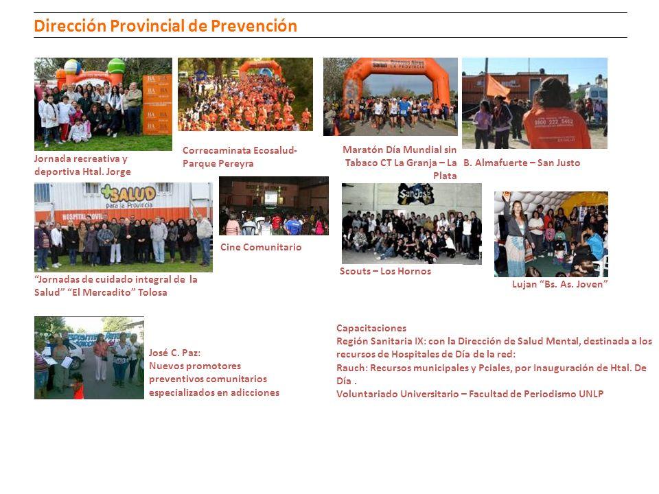 Dirección Provincial de Prevención