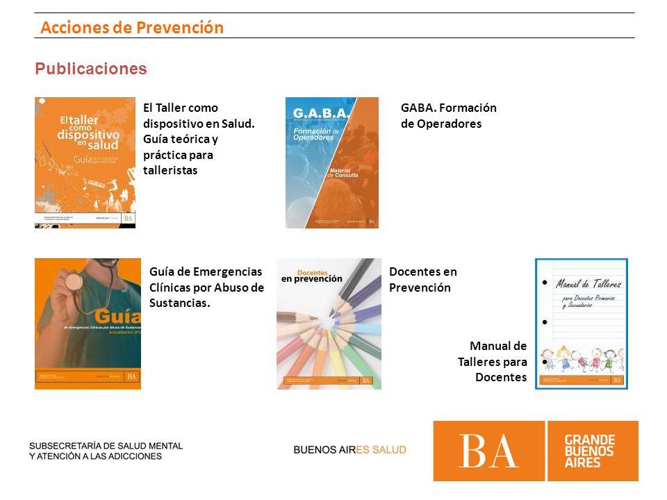 Acciones de Prevención