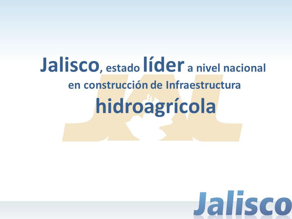 Jalisco, estado líder a nivel nacional