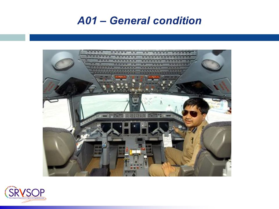 A01 – General condition