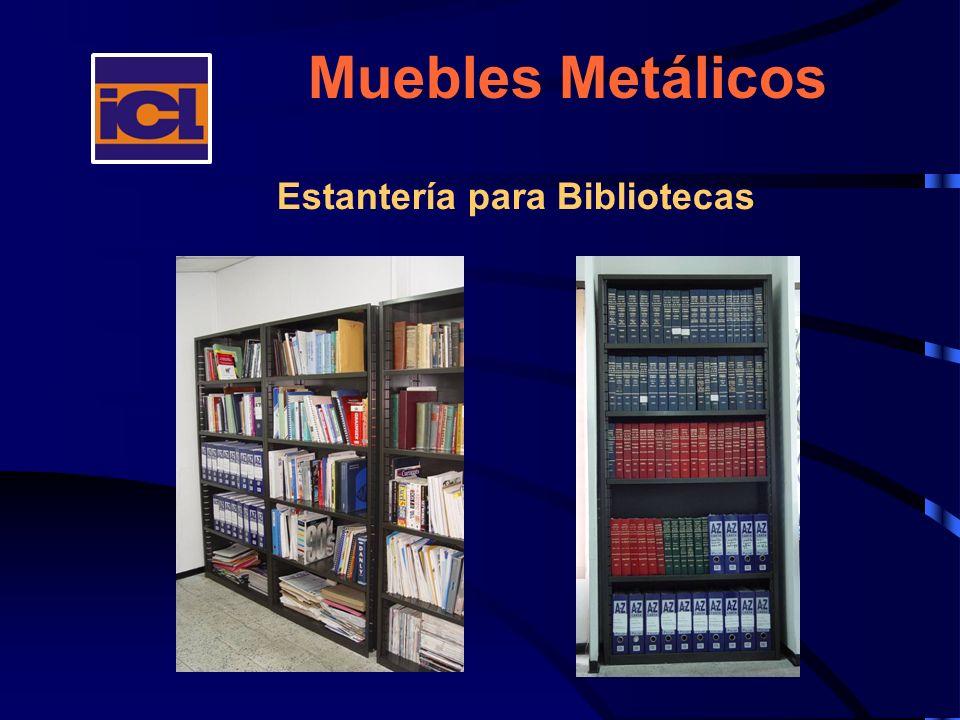 Estantería para Bibliotecas