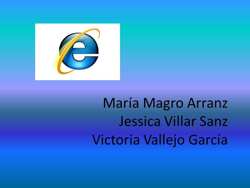 María Magro Arranz Jessica Villar Sanz Victoria Vallejo García