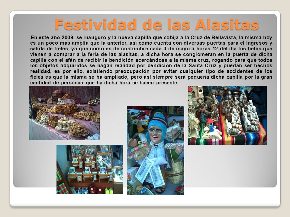 Festividad de las Alasitas