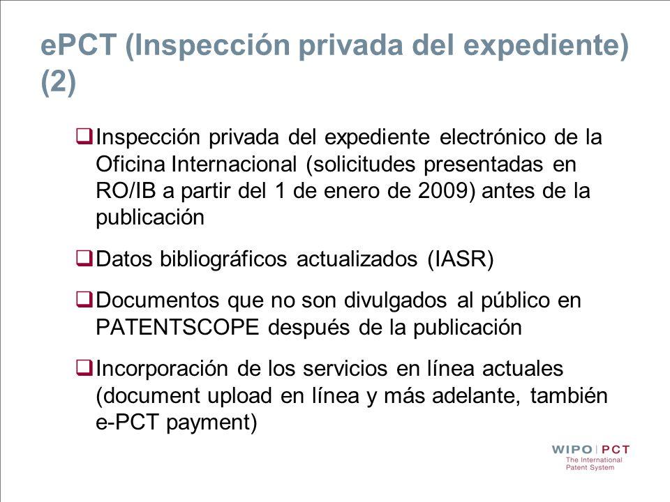 ePCT (Inspección privada del expediente) (2)