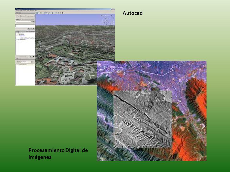 Autocad Procesamiento Digital de Imágenes