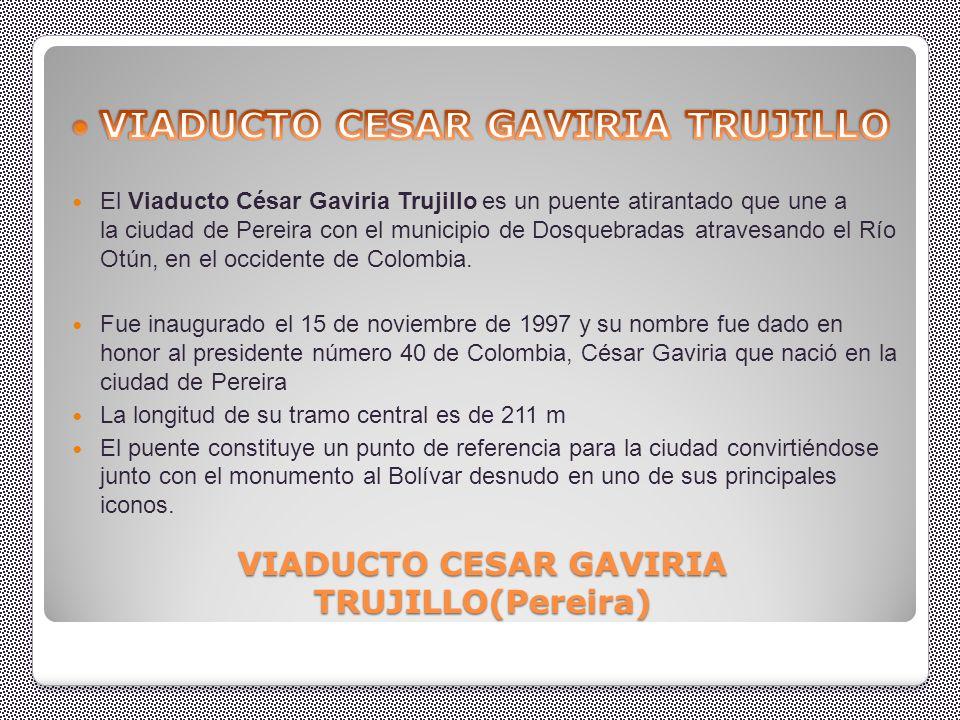 VIADUCTO CESAR GAVIRIA TRUJILLO(Pereira)