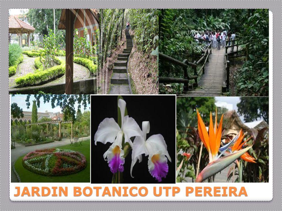 JARDIN BOTANICO UTP PEREIRA