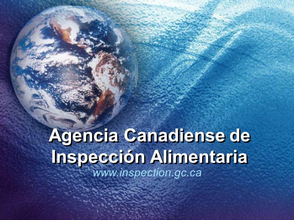 Agencia Canadiense de Inspección Alimentaria