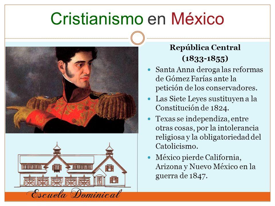 Cristianismo en México
