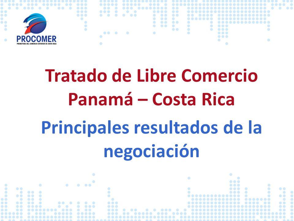 Tratado de Libre Comercio Panamá – Costa Rica
